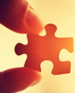 puzzle left